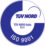 Salmec è certificata ISO 9001