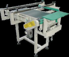 Belt conveyor 2