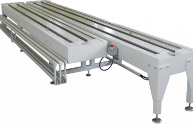 Double chain conveyor