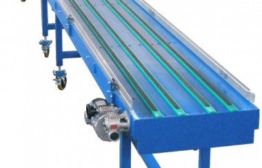 Divisible chain conveyor