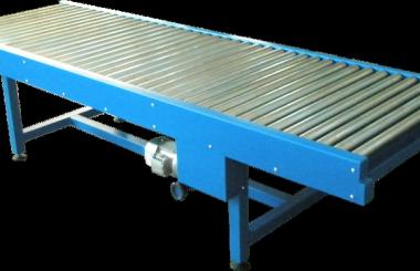 Roller conveyor 1