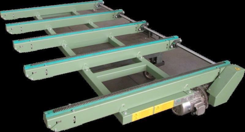 Chain conveyors   Salmec s r l