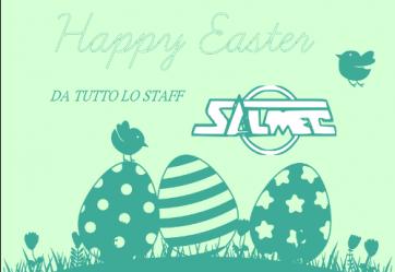 Buona Pasqua da tutto lo Staff SALMEC
