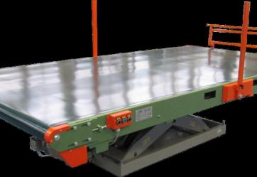 Height-adjustable belt conveyor